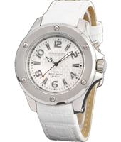 LIM-WH-48 Limited Series 48mm XL White Watch with Extra Strap