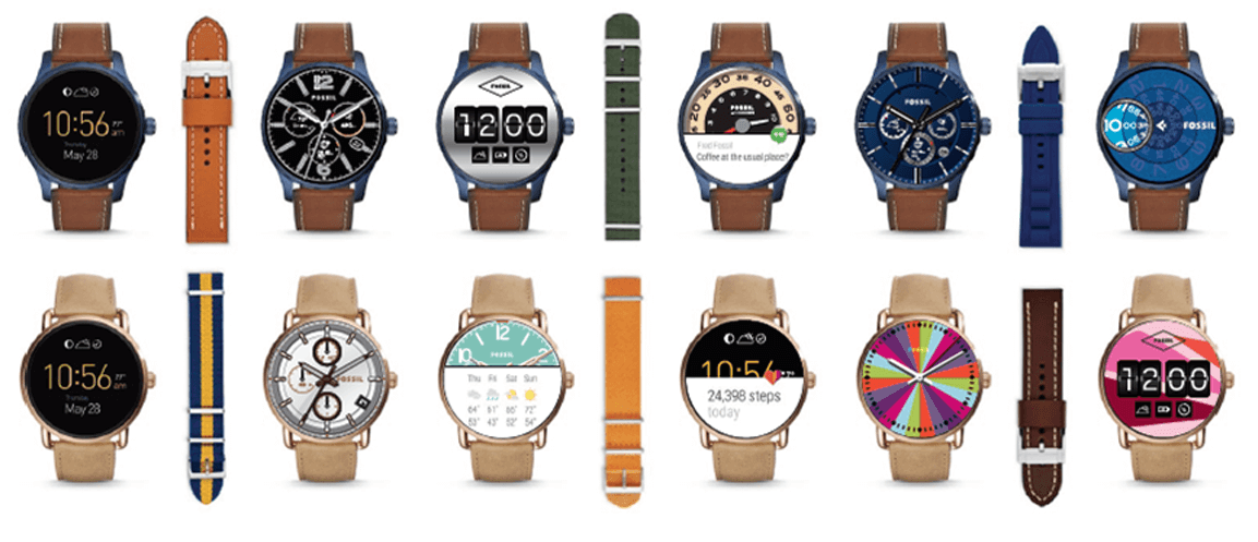Fossil Q Style