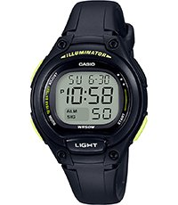 LW-203-1BVEF Ladies Digital 36.6mm