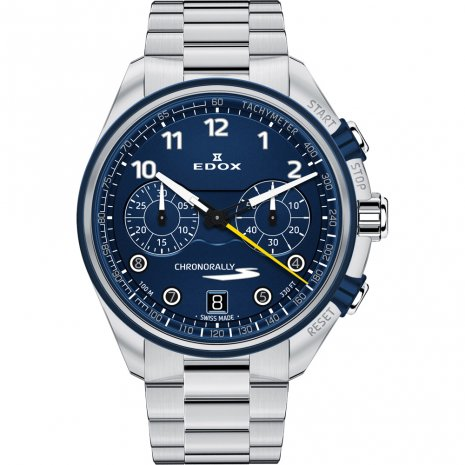 Edox Chronorally-S Zegarek