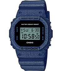 DW-5600DE-2ER Denim Color 42.8mm