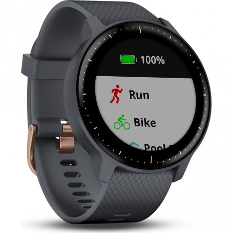 GPS Smartwatch with heartrate monitor Kolekcja Wiosna/Lato Garmin