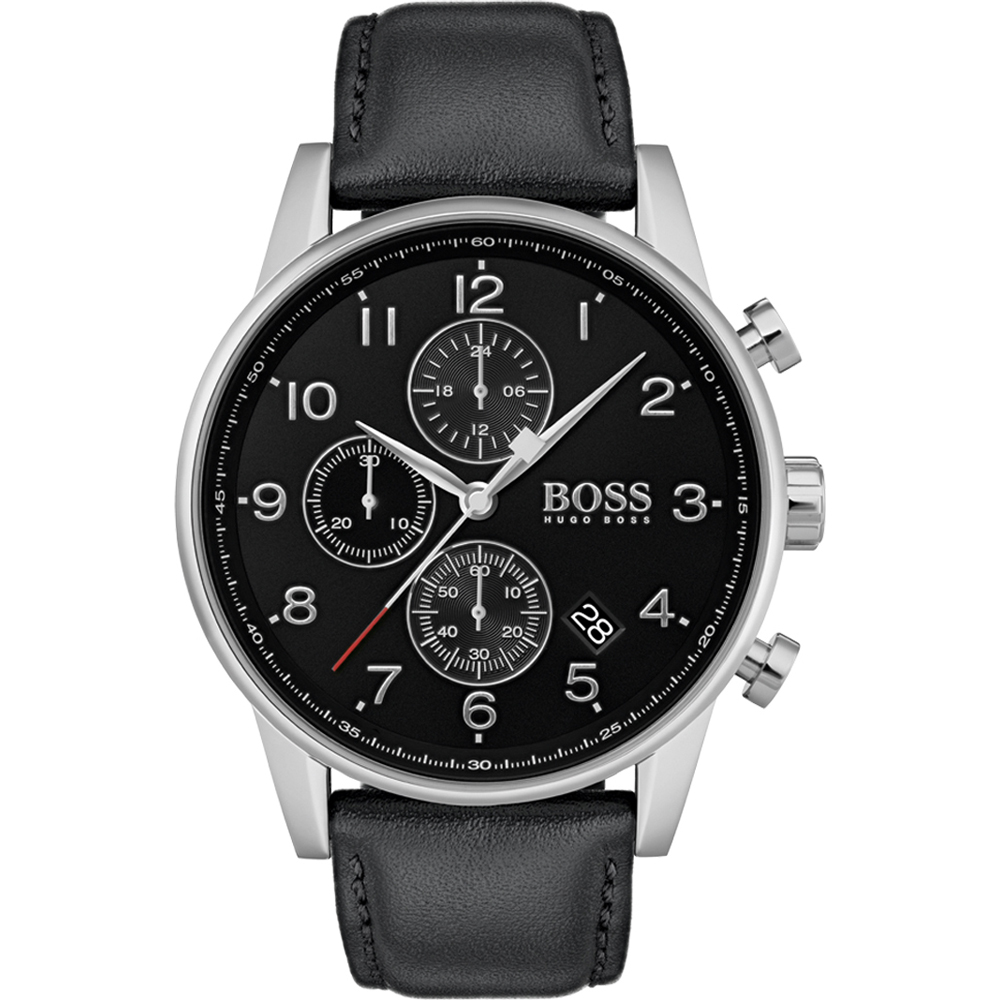 a9c246691abdc Hugo BOSS Boss Black 1513678 Navigator Zegarek • EAN: 7613272313612 ...