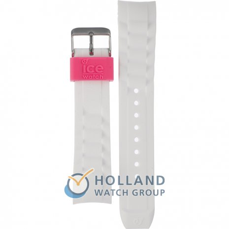Ice-Watch SI.WP.U.S.11 ICE White Pasek