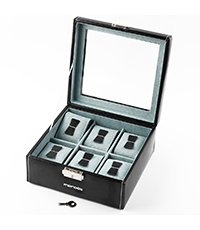 bond-6-black1 Watch storage box