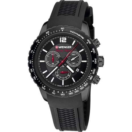 Wenger Roadster Black Night Zegarek